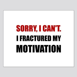 Fractured Motivation Posters
