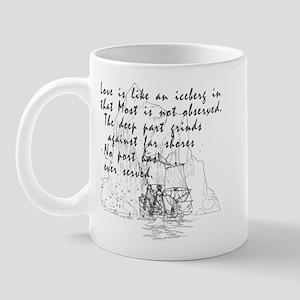 Valentine's Day Poem Mug