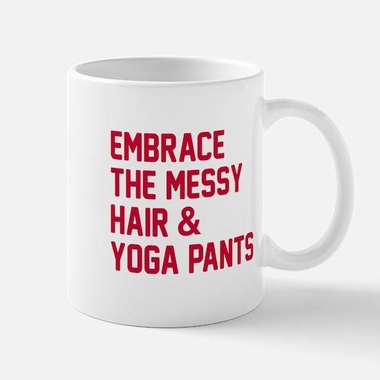 Embrace the messy hair Mug