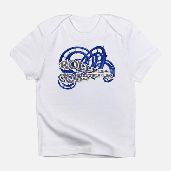Roller Coaster Infant T-Shirt