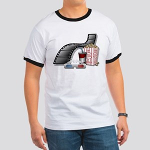 3D Movie Cinema T-Shirt
