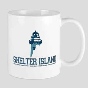 The Hamptons - Long Island. Mug Mugs