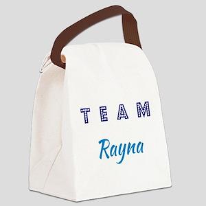 TEAM RAYNA Canvas Lunch Bag