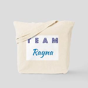 TEAM RAYNA Tote Bag