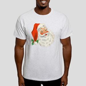 Vintage Santa Light T-Shirt