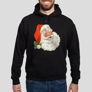 Vintage Santa Hoodie (dark)