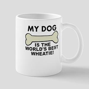 Worlds Best Wheatie Mugs
