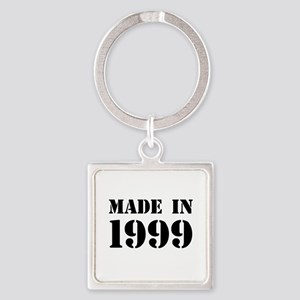 Made in 1999 Keychains