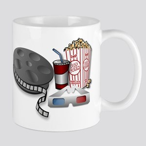 3D Cinema Mugs