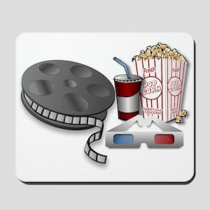 3D Cinema Mousepad