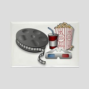 3D Cinema Magnets