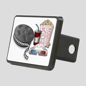 3D Cinema Rectangular Hitch Cover