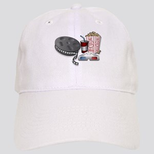 6d2ce2ac5d5 Cinema Baseball Hats - CafePress