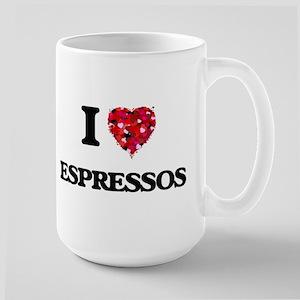 I love ESPRESSOS Mugs
