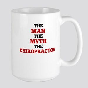The Man The Myth The Chiropractor Mugs