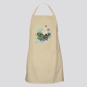 Happy Green #2 Apron