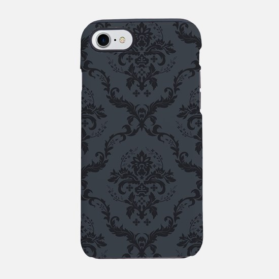 seamless-baroque-pattern iPhone 8/7 Tough Case