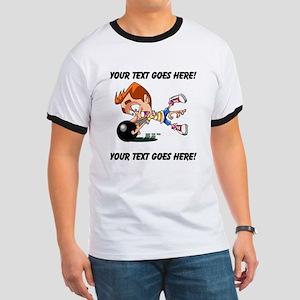 Bowling Man T-Shirt