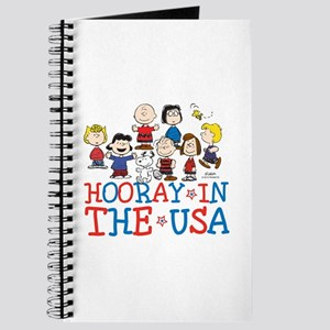 Hooray in the USA Journal