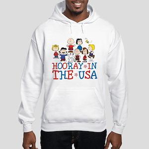 Hooray in the USA Hooded Sweatshirt