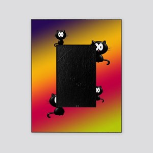 Cat Graphic Picture Frame