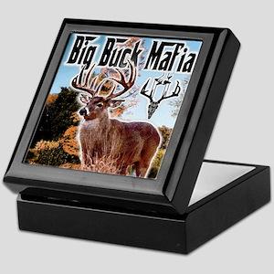 Big buck mafia Keepsake Box