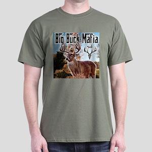 Big buck mafia Dark T-Shirt