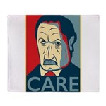 Heidegger 2016 Throw Blanket