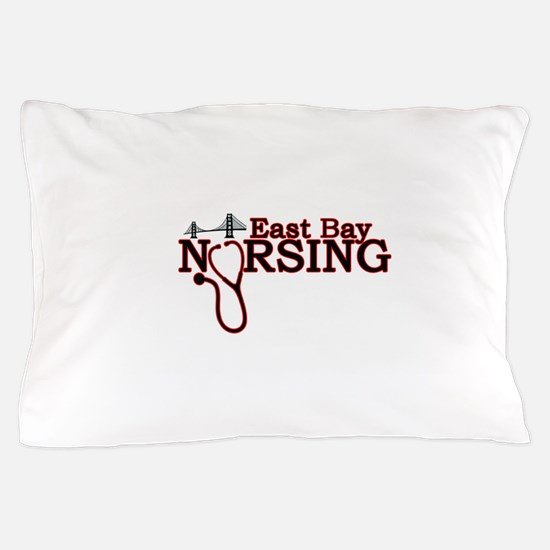 East Bay Nursing Pillow Case