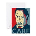 Heidegger 2016 Greeting Cards