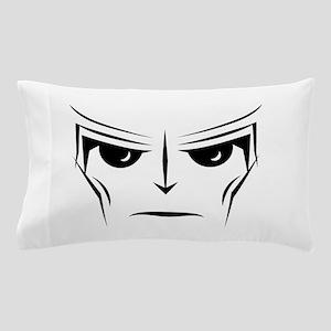 Alien Face Pillow Case