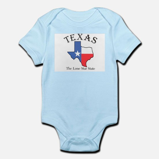 The lone star state Body Suit