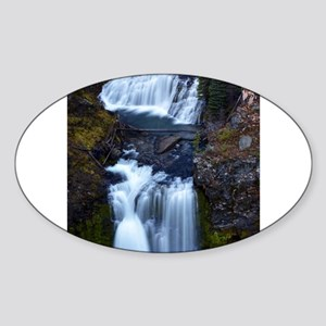 Blue Mountains Waterfall Sticker
