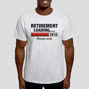 Retirement Loading 2018 T-Shirt