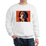 Coon Hound Sweatshirt