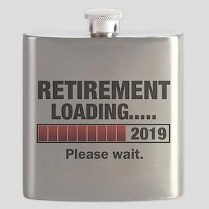 Retirement Loading 2019 Flask