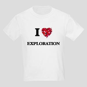 I love Exploration T-Shirt