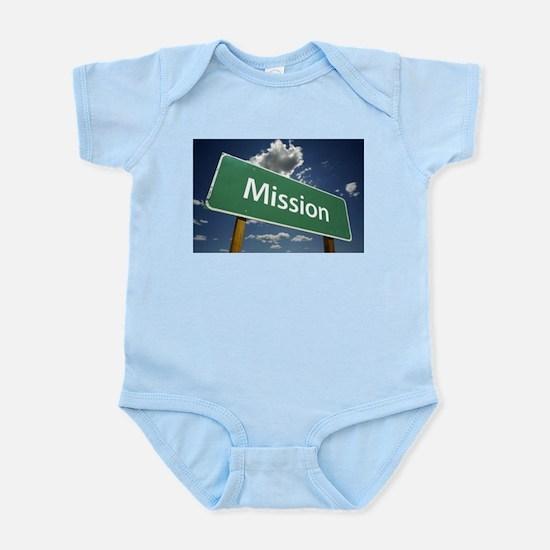 Mission Body Suit