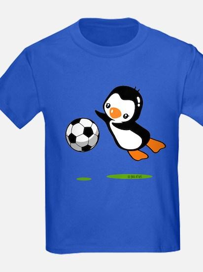 Soccer Penguin T