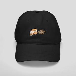 3rd Grade Black Cap