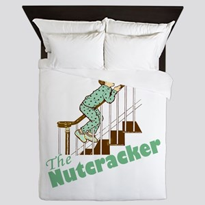 Christmas Nutcracker Queen Duvet