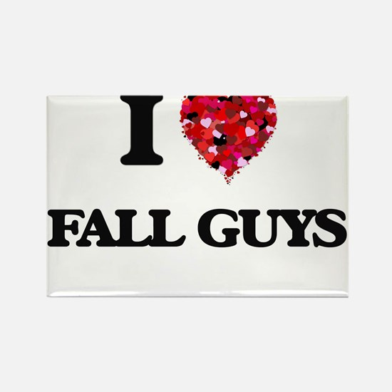 I love Fall Guys Magnets