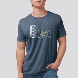 Bike Word from Bike Parts T-Shirt