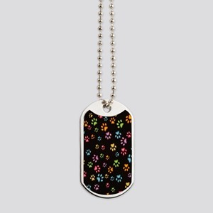 Catty Paws Dog Tags