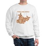 Pigs are Cool Sweatshirt