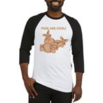 Pigs are Cool Baseball Jersey