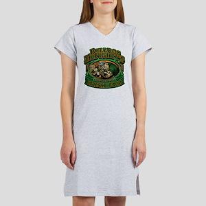Bulldog McFightys Women's Nightshirt