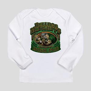 Bulldog McFightys Long Sleeve T-Shirt