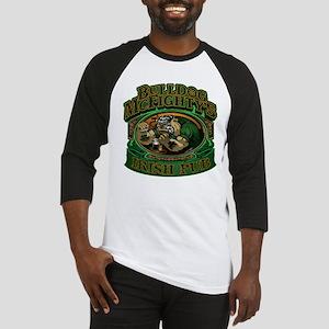Bulldog McFightys Baseball Jersey