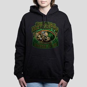 Bulldog McFightys Women's Hooded Sweatshirt